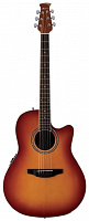 APPLAUSE AB24II-HB Balladeer Mid Cutaway Honey Burst электроакустическая гитара