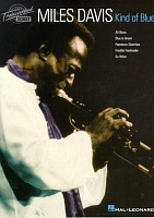 HL00672460 Miles Davis: Kind Of Blue (Transcribed Scores): книга с партитурами для всех инструментов, 64 страниц, язык - английский