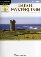 HL00842489 - INSTRUMENTAL PLAY-ALONG IRISH FAVORITES FLUTE BOOK/CD