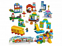 LEGO Education PreSchool 45021 Наш родной город DUPLO