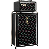 "VOX MSB50-BA MINI SUPERBEETLE BASS басовый мини-стэк, 50 Вт, 1x10"" Celestion Custom"