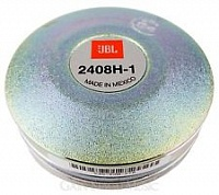 JBL 2408H-1 ВЧ драйвер 25 mm (1 in) exit compression driver, 38 mm(1.5 in) voice coil для AC18, AM5212/5215, MD52/55,PRX600/700, CWT128