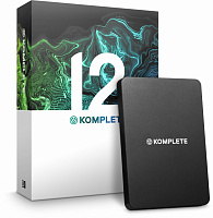 Native Instruments Komplete 12 UPG (K Select)  Обновление пакета программ Komplete Select до Komplete 12