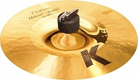 ZILDJIAN 11' K' CUSTOM HYBRID SPLASH тарелка типа Splash