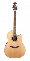 OVATION CS24C-4 Celebrity Standard Mid Cutaway Natural электроакустическая гитара