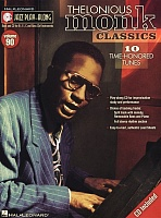 HL00841262 - Jazz Play-Along Volume 90: Thelonious Monk Classics - книга: Играй джаз один: Телониус Монк, 64 страниц, язык - английский
