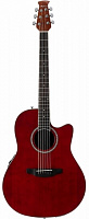 APPLAUSE AB24II-RR Mid Cutaway Ruby Red электроакустическая гитара
