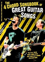 HLE90004695 - The 4 Chord Songbook Of Great Guitar Songs