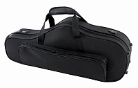 GEWA Form shaped case for saxophones Compact Black футляр для альт-саксофона