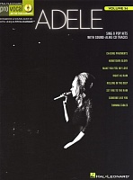 HL00740445 - PRO VOCAL WOMENS EDITION VOLUME 56 ADELE VCE BK/CD