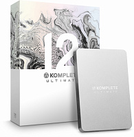 Native Instruments Komplete 12 Ultimate Collectors Edition Пакет программ