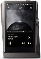 ASTELL&KERN AK380 256Gb Black Hi-Fi плеер 256 Гб