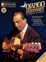 HL00843170 - JAZZ PLAY ALONG VOLUME 121 REINHARDT DJANGO ALL INST BK/CD