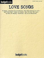 HLE90001956 - BUDGETBOOKS LOVE SONGS PVG