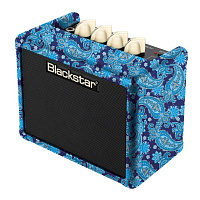 Blackstar FLY3 BLUETOOTH Purple Paisley  Мини-комбо для электрогитары, 3 Вт, 2 канала, Delay