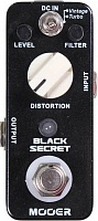 Mooer Black Secret мини-педаль Distortion