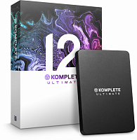 Native Instruments Komplete 12 Ultimate UPG (K Select) Обновление пакета программ Komplete Select до Komplete 12 Ultimate