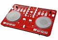 Vestax Spin 2 RED  USB MIDI контроллер для DJ