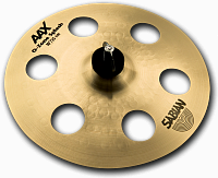 "Sabian 10"" AAX O-Zone Splash  тарелка Splash"