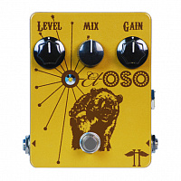 HEAVY ELECTRONICS El Oso Bass Distortion эффект для бас-гитары, дисторшн