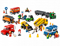LEGO Education PreSchool 9333 Общественный и муниципальный транспорт