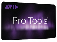 Avid Standard Support for Pro Tools Activation Card