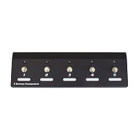 Peavey 5 Button MIDI Footswitch 5-кнопочный MIDI футсвич